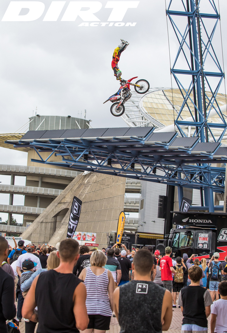Get Set for the Inaugural Australian FMX Grand Prix