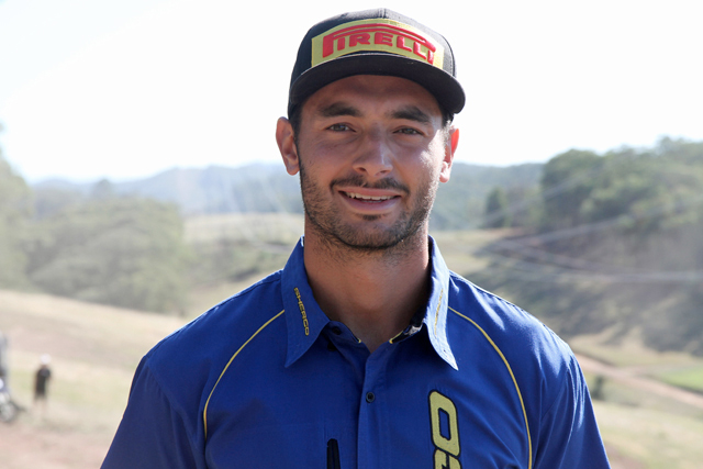 Justin Carafa will lineup for Sherco again in 2016