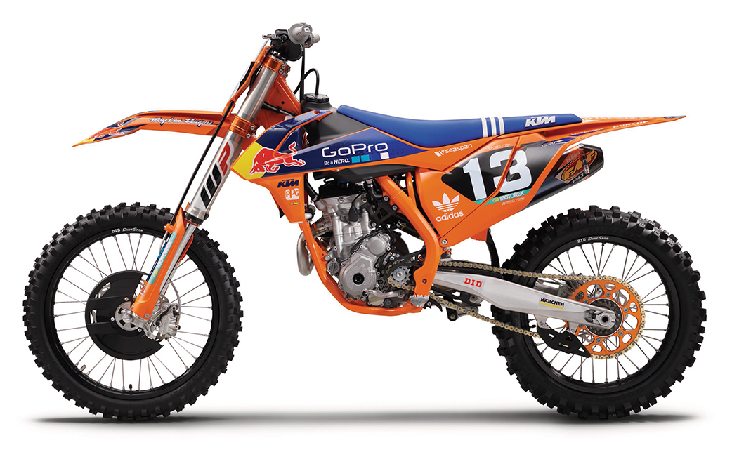KTM FACTORY EDITIONS ARE DISAPPEARING FAST
