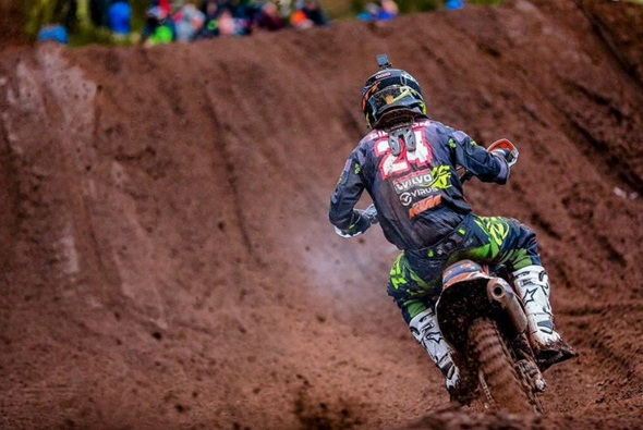Shaun Simpson has made a great start to 2016