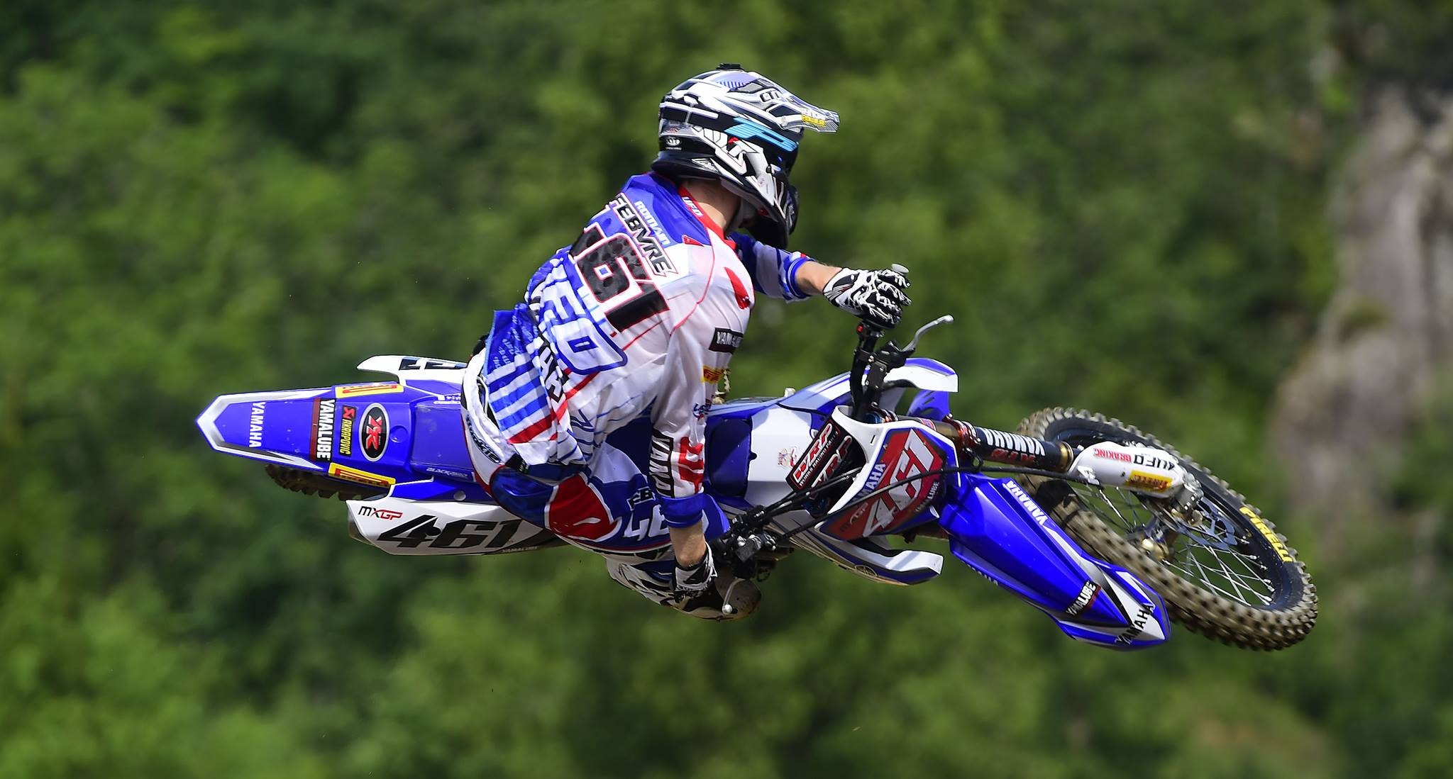 Romain Febvre Opens his 2016 Campaign with a Win