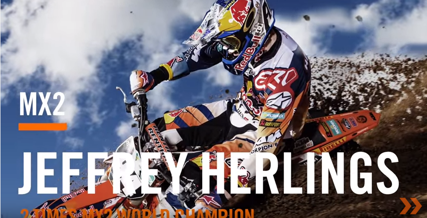 Video: KTM Shooting the Stars