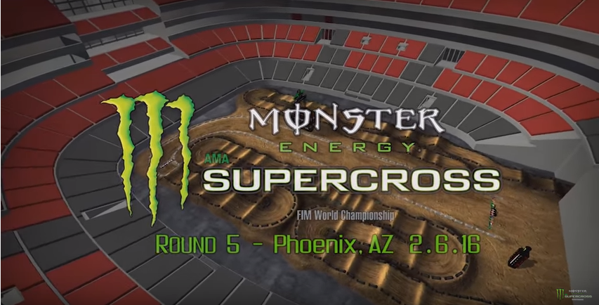 Video: Kawasaki Animated Track Map – Glendale, AZ
