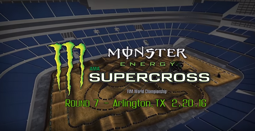 Video: Kawasaki Animated Track Map – Arlington