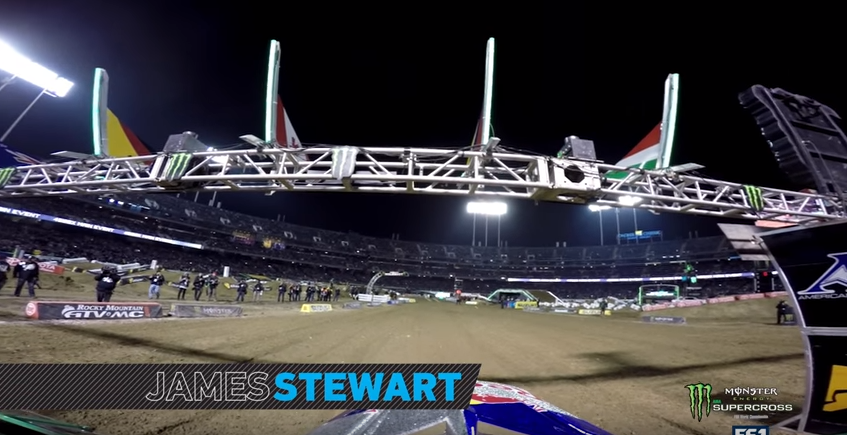 Video: Onboard with Stewart, Seely and Oldenburg