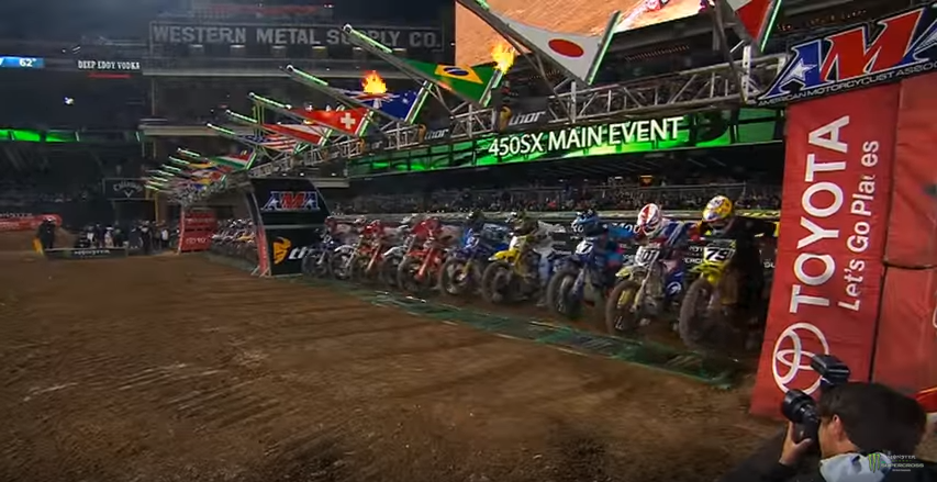 Video: Supercross Highlights - Round Six, San Diego