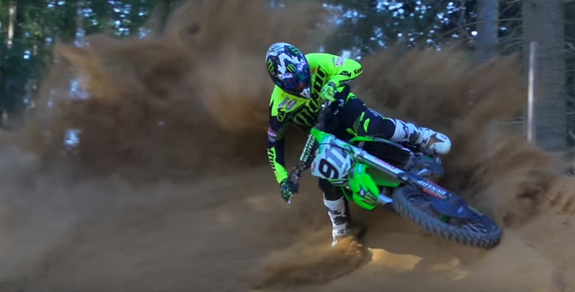2016 - Monster Energy Kawasaki Racing Team MXGP