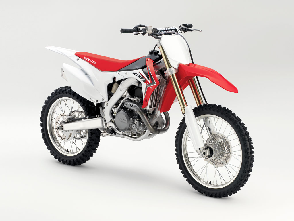 2014 Honda Crf450r Dirt Action