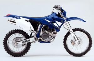 2003 WR450F