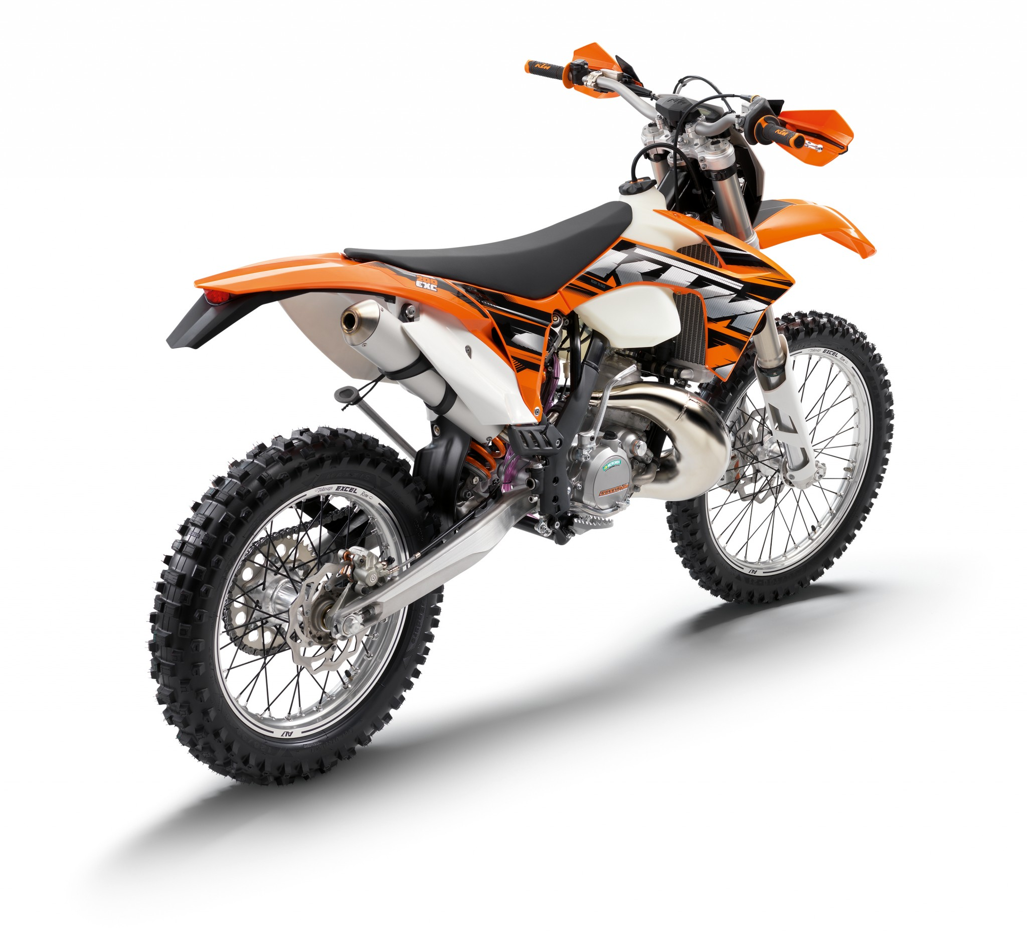 Ktm 200exc dirt action for Uses for dirt