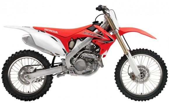 2012 Honda CRF 450R