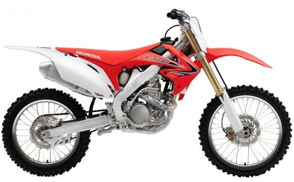 2012 HONDA CRF 250R