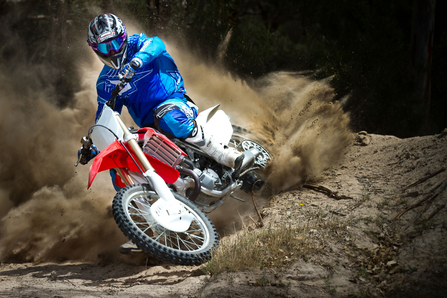 2013 Honda CRF 450R Part 2
