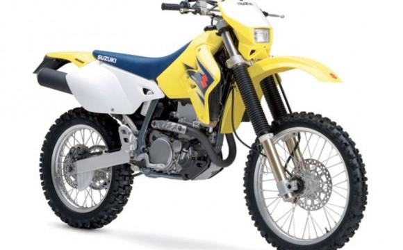 2012 SUZUKI DRZ 400