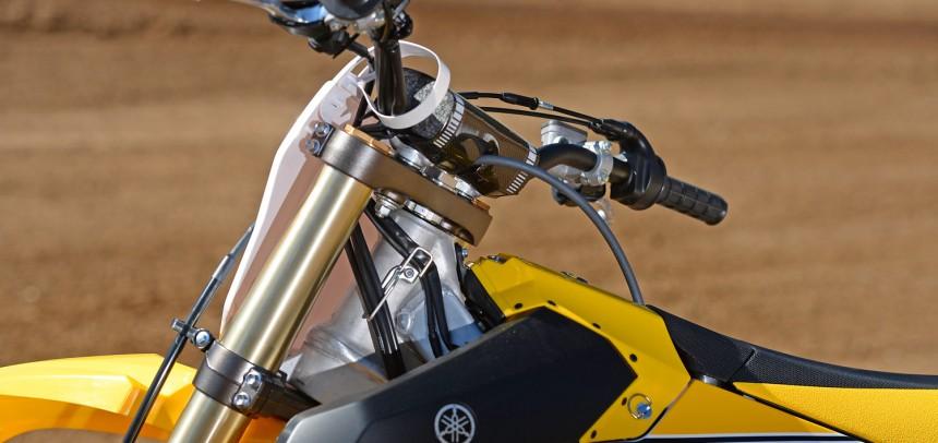 2016 Yamaha YZ450F Press Launch - Cessnock MX Track Cessnock NSW 7th August 2015 © Sport the library / Jeff Crow