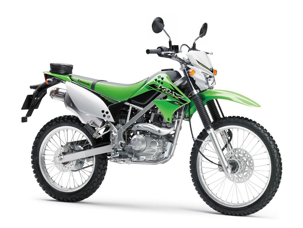 2014 Kawasaki KLX150L
