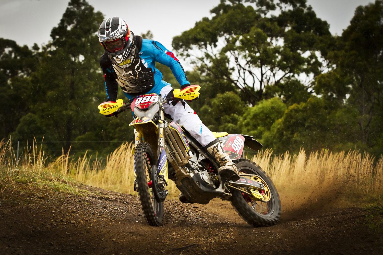 2014 Suzuki RMZ450 - Dirt Action
