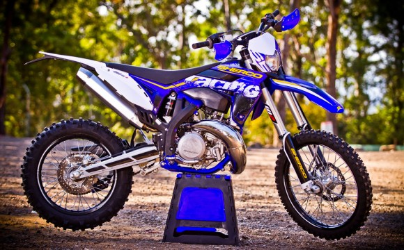 2014 SHERCO 250 SE-R
