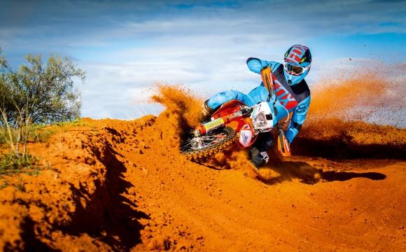 Toby Price's KTM 500 EXC