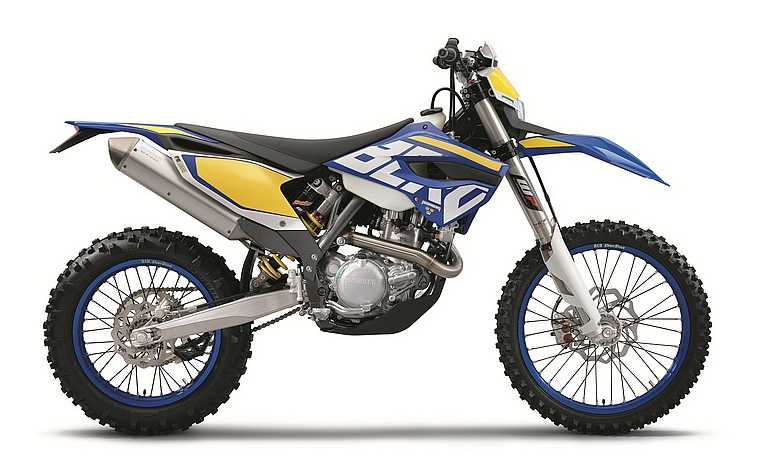 2014 Husaberg's – The last year of the Berg