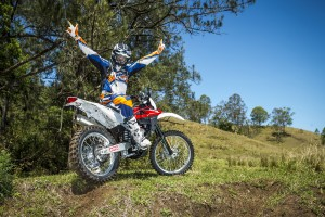 2013 Husqvarna TE250R-310R Launch, 16/10/12 Kyogle NSW