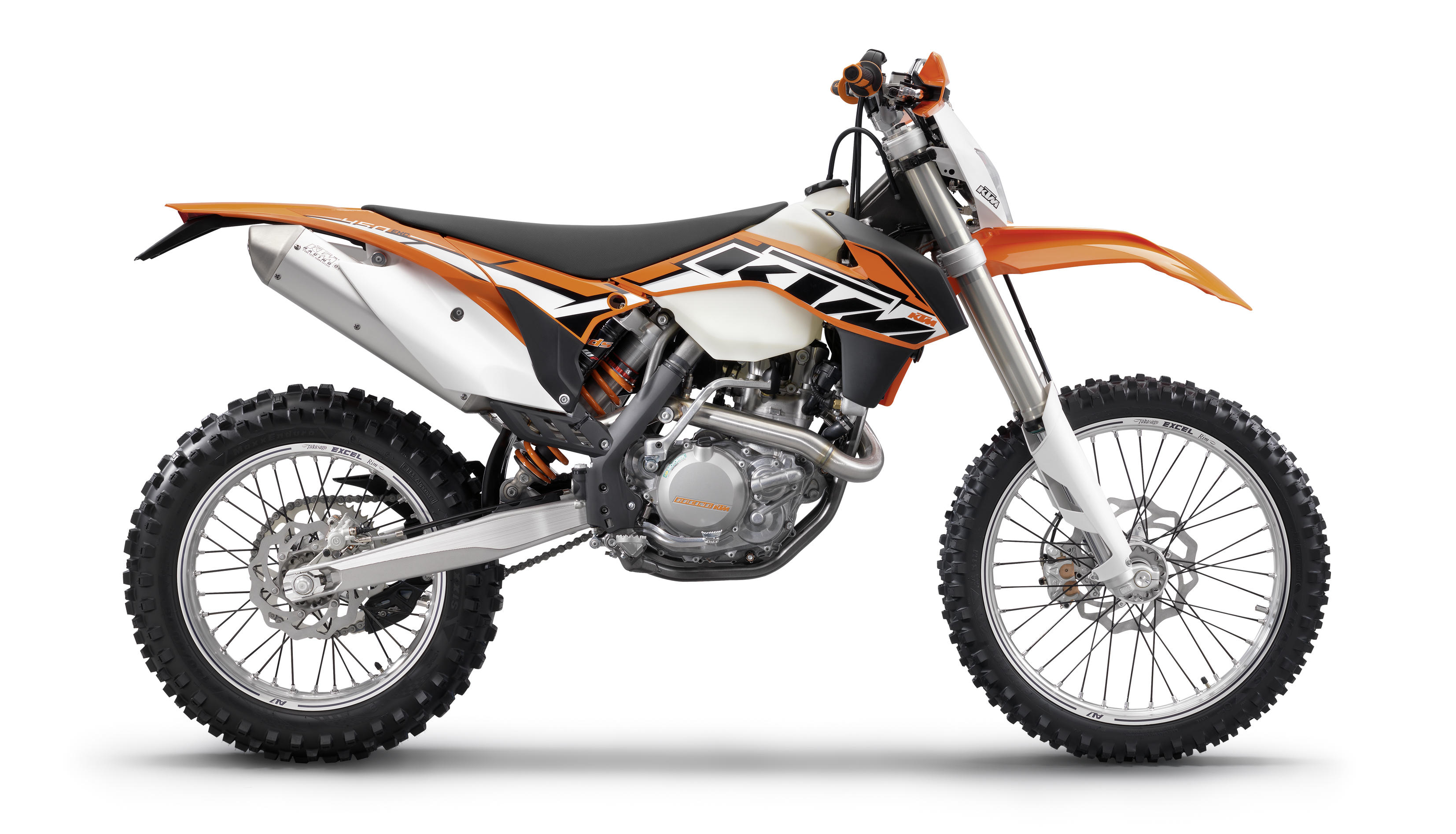 690921dde9 KTM 450EXC - Dirt Action