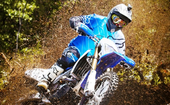 The History Of Yamaha's WR450F