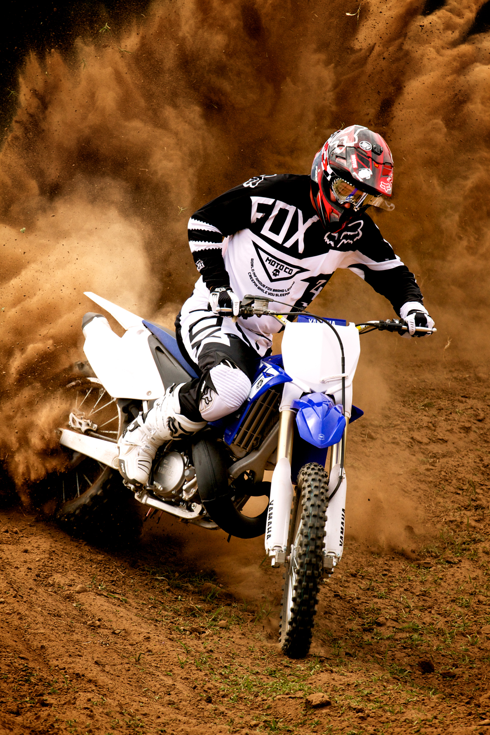 2013 Two Stroke MX Bike Feature