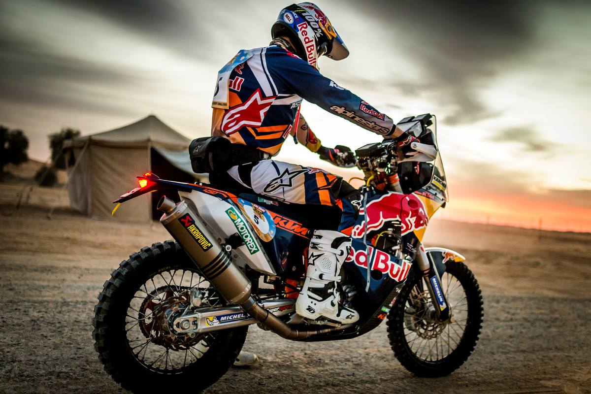 Toby Price Finishes Third In Abu Dhabi