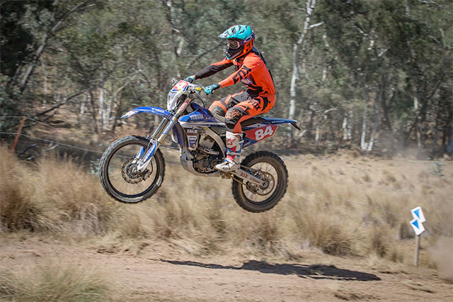 CDR Yamaha Duo Build on Strong AORC Start