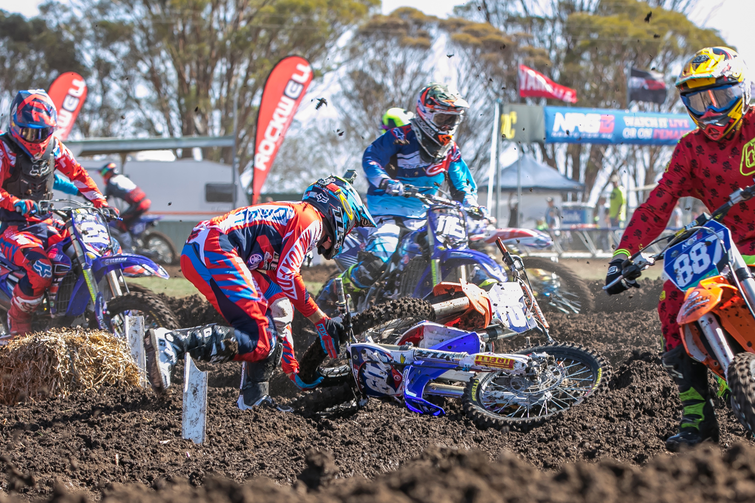 2016 MX Nationals - Dirt Action