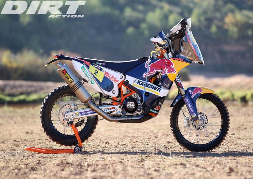 KTM Rally