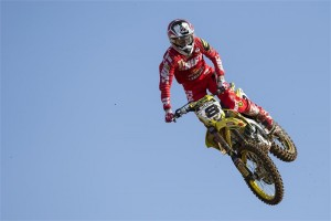 Ben Townley | Photo credit: Suzuki