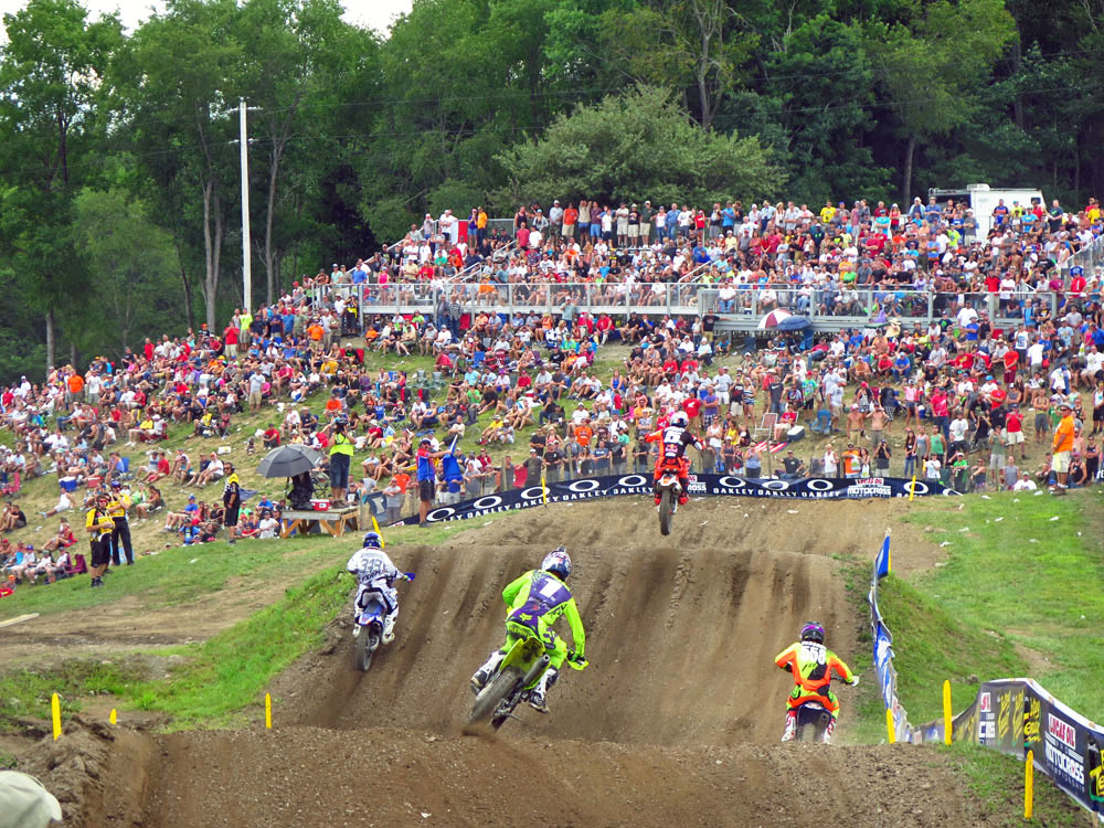Behind The Scenes At Unadilla