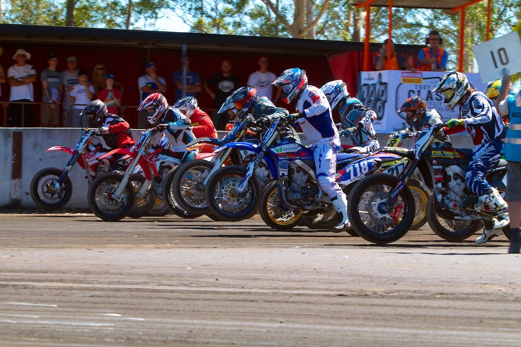 Photo Gallery: Troy Bayliss Classic