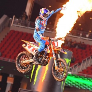 Ryan Dungey (Pic - Cudby)