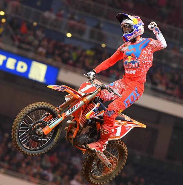 Ryan Dungey | Photo credit: Cudby
