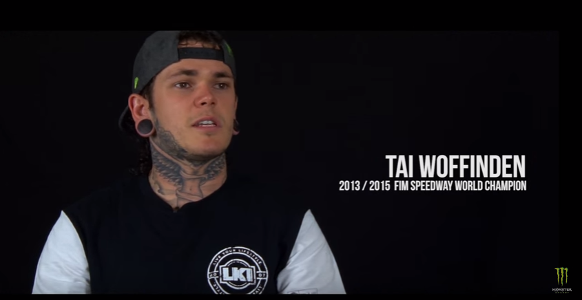 Video: Tai Woffinden – Life at the Top