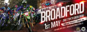 Final lap for Broadfrod