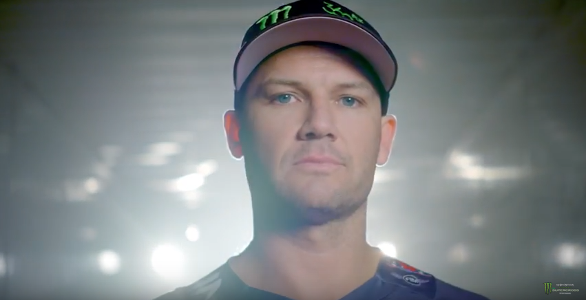 Behind the Scenes with Chad Reed