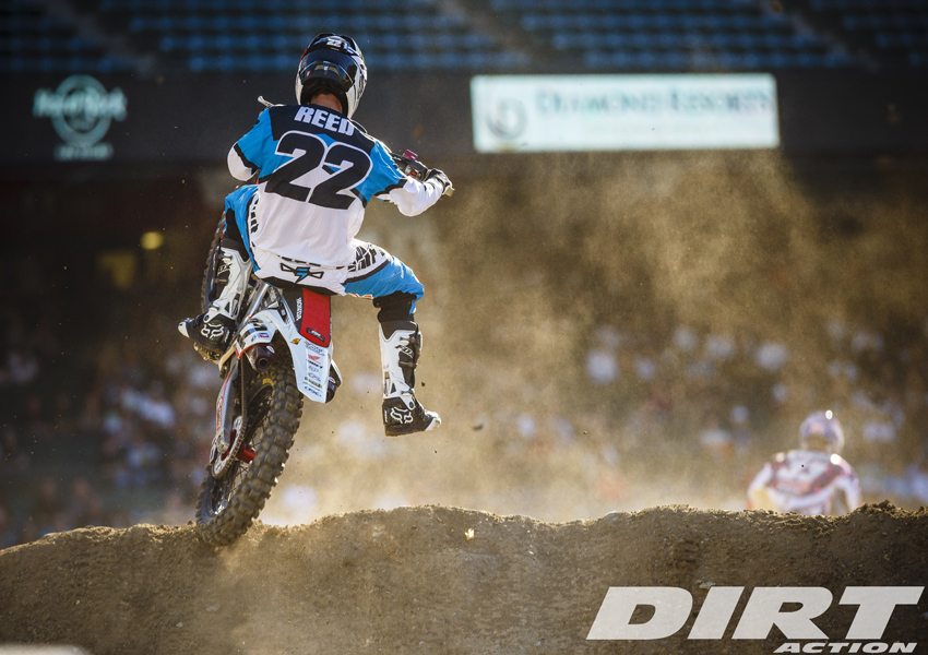 Chad Reed Reaches 200
