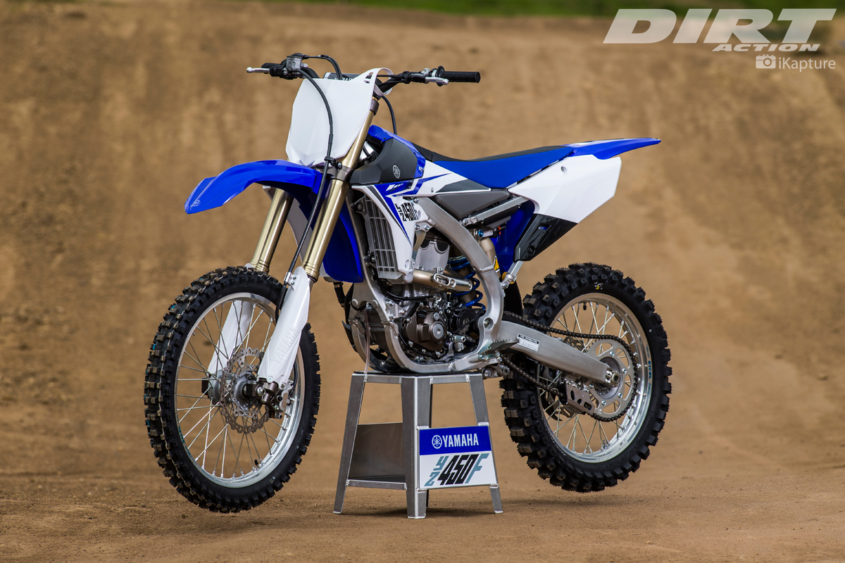 2014 Yamaha YZ450F launch