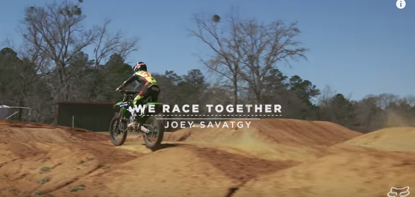 Fox – We Race Together – Joey Savatgy