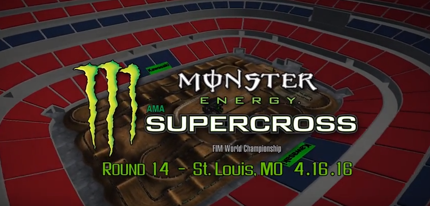 Video: Kawasaki Track Map – St. Louis