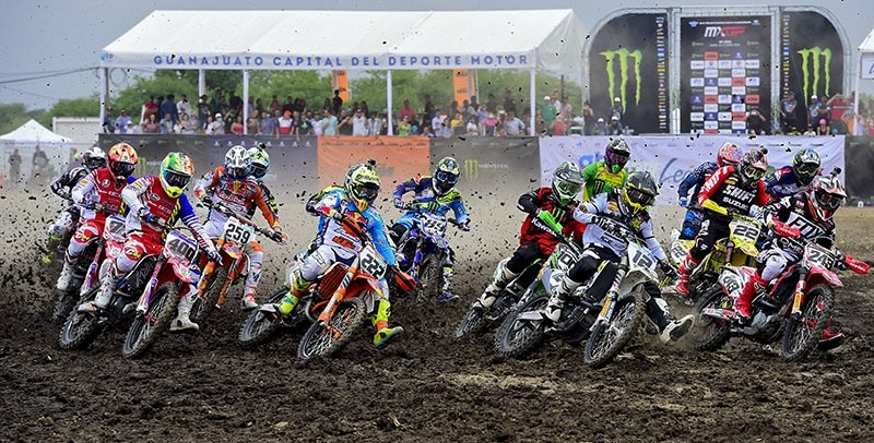 Video: MXGP of Mexico Highlights