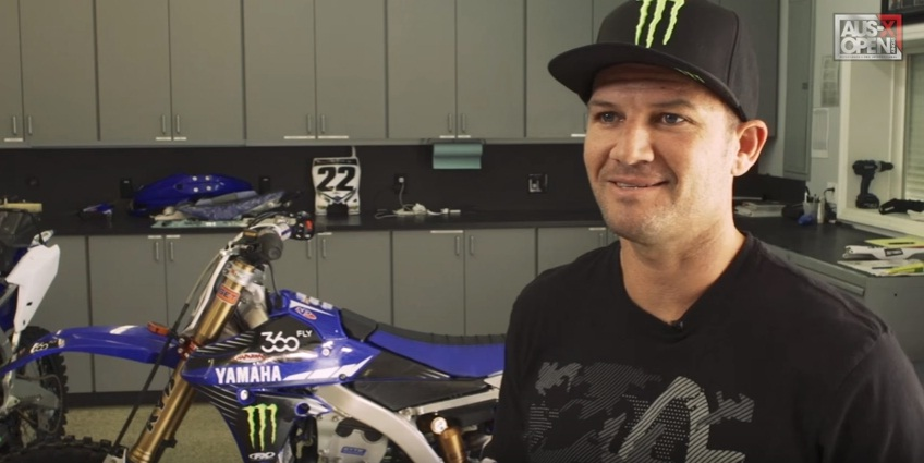 Video: Chad Reed on the AUS-X Open