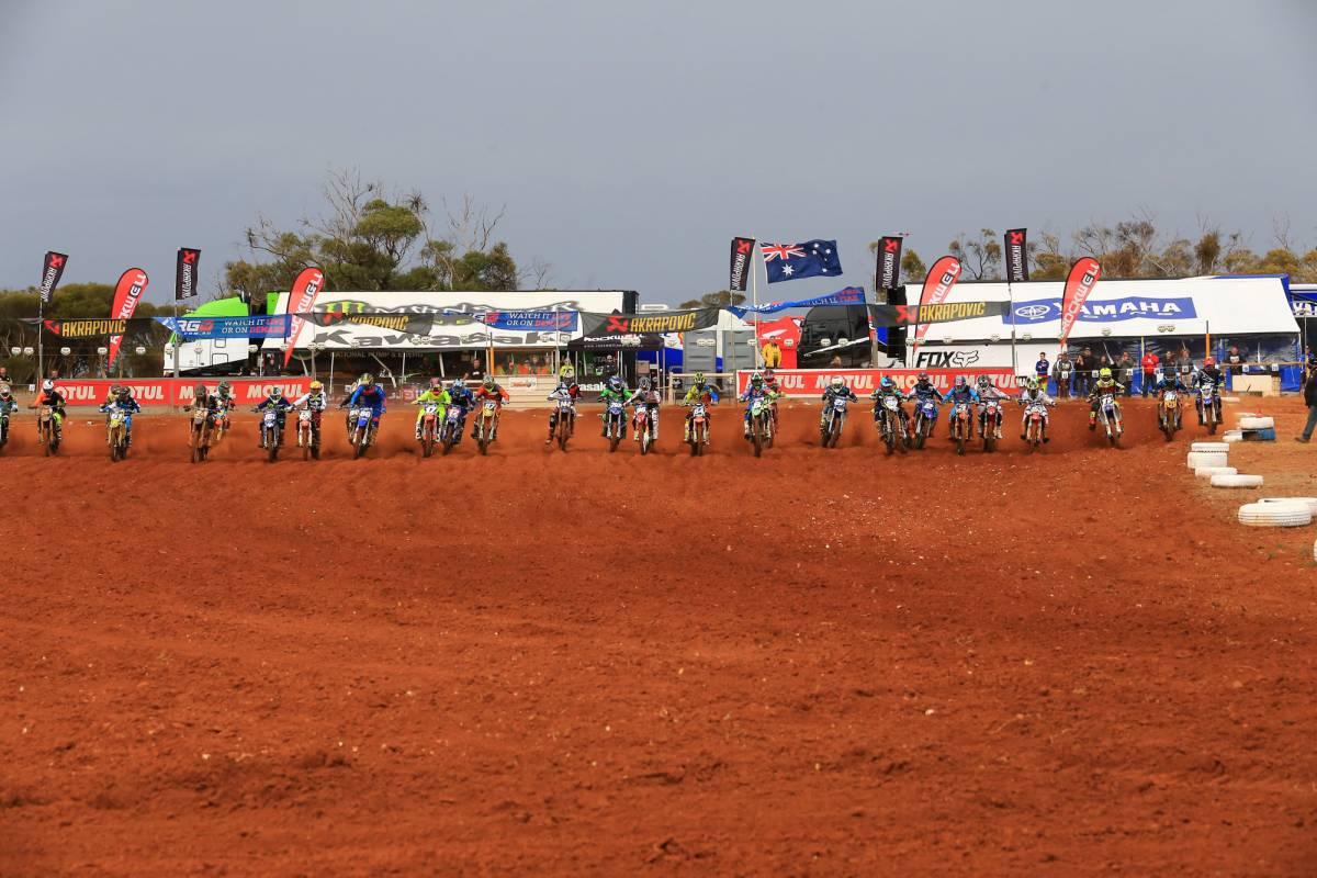 National Stage at Round Five