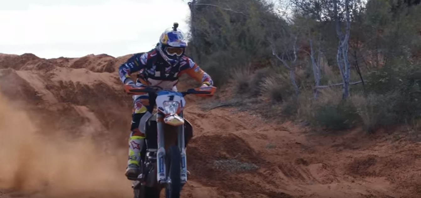 Finke video feature