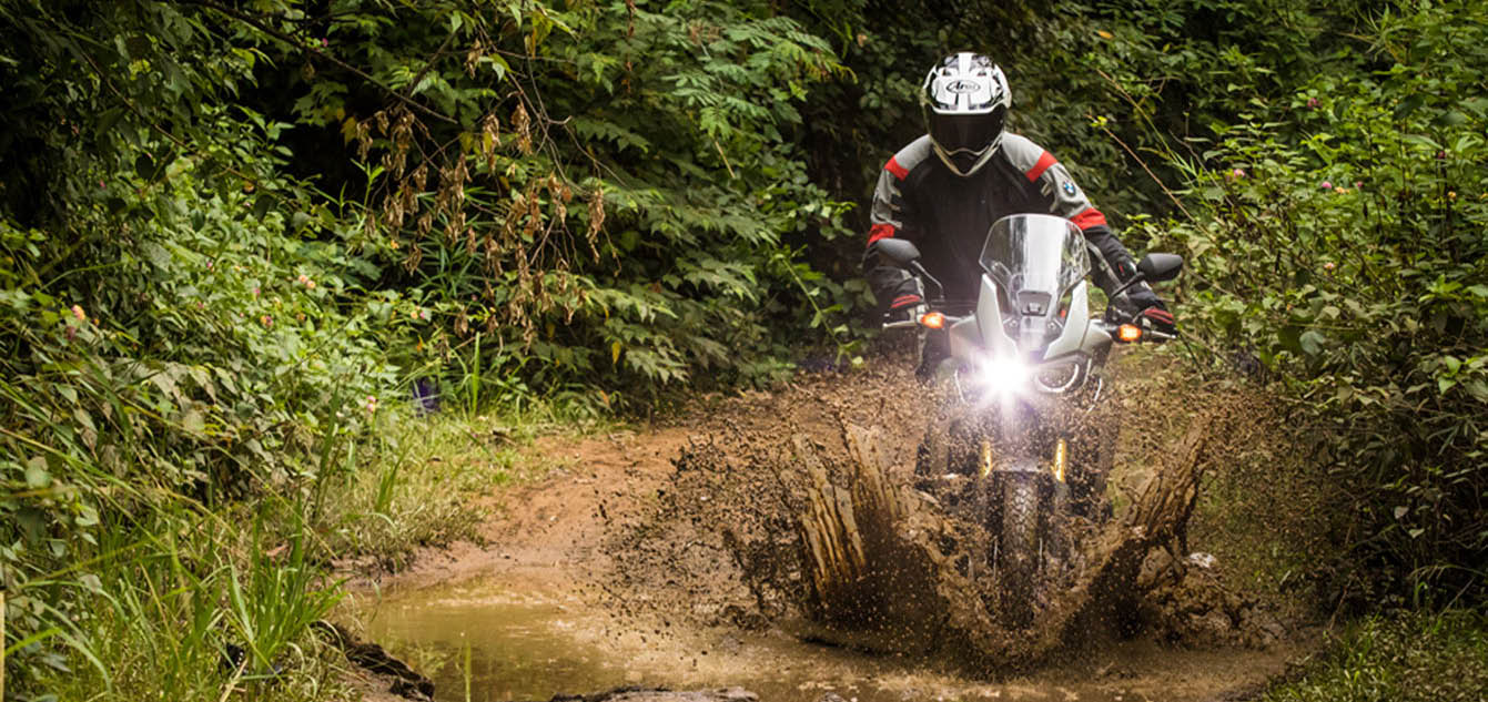 Honda Africa Twin bike test feature image