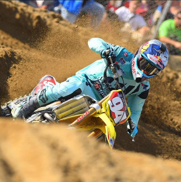 Ken Roczen | Photo credit: Cudby